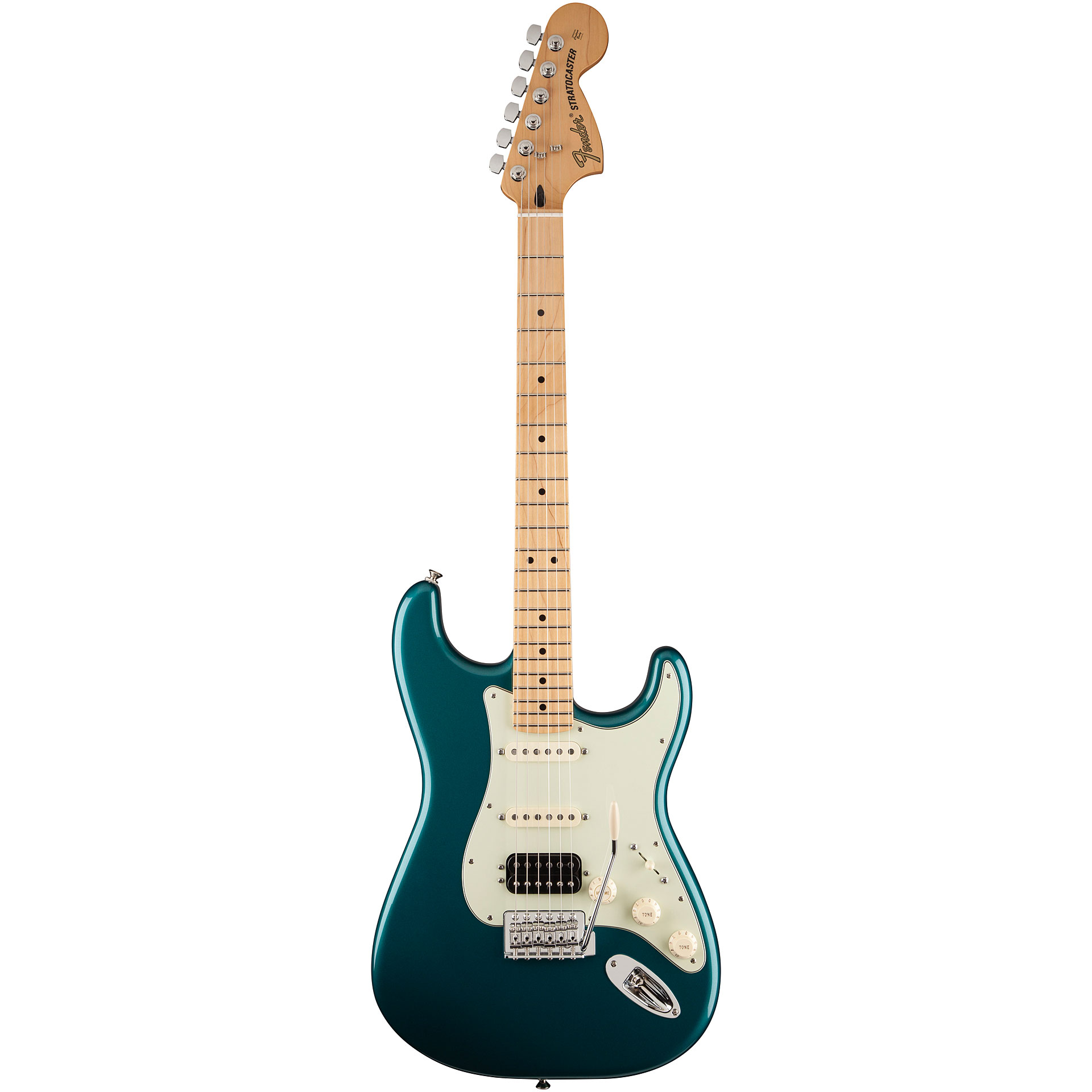 fender deluxe lone star strat mn oct electric guitar. Black Bedroom Furniture Sets. Home Design Ideas