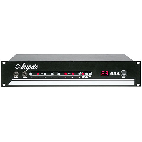 Littler helper Ampete 444 Midi Amp/Cabinet Switching System