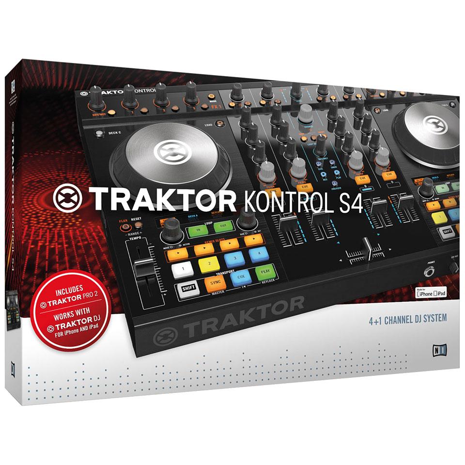 Tractor Pro 2 Decks : Native instruments traktor kontrol s mk « dj controller