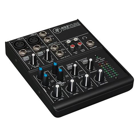 Console de mixage Mackie 402-VLZ4