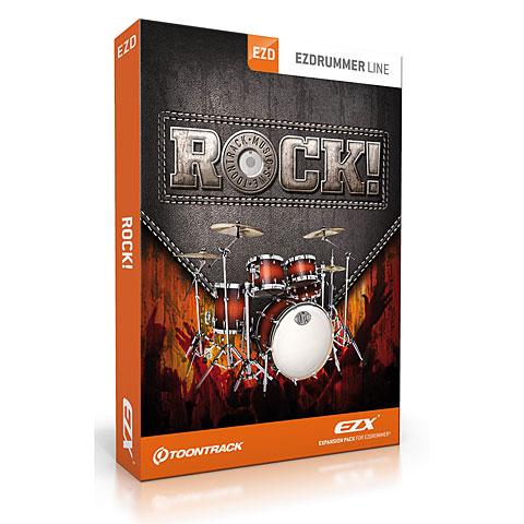 Softsynth Toontrack Rock! EZX