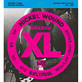 D'Addario EXL170-SL Nickel Wound .045-100 « Electric Bass Strings