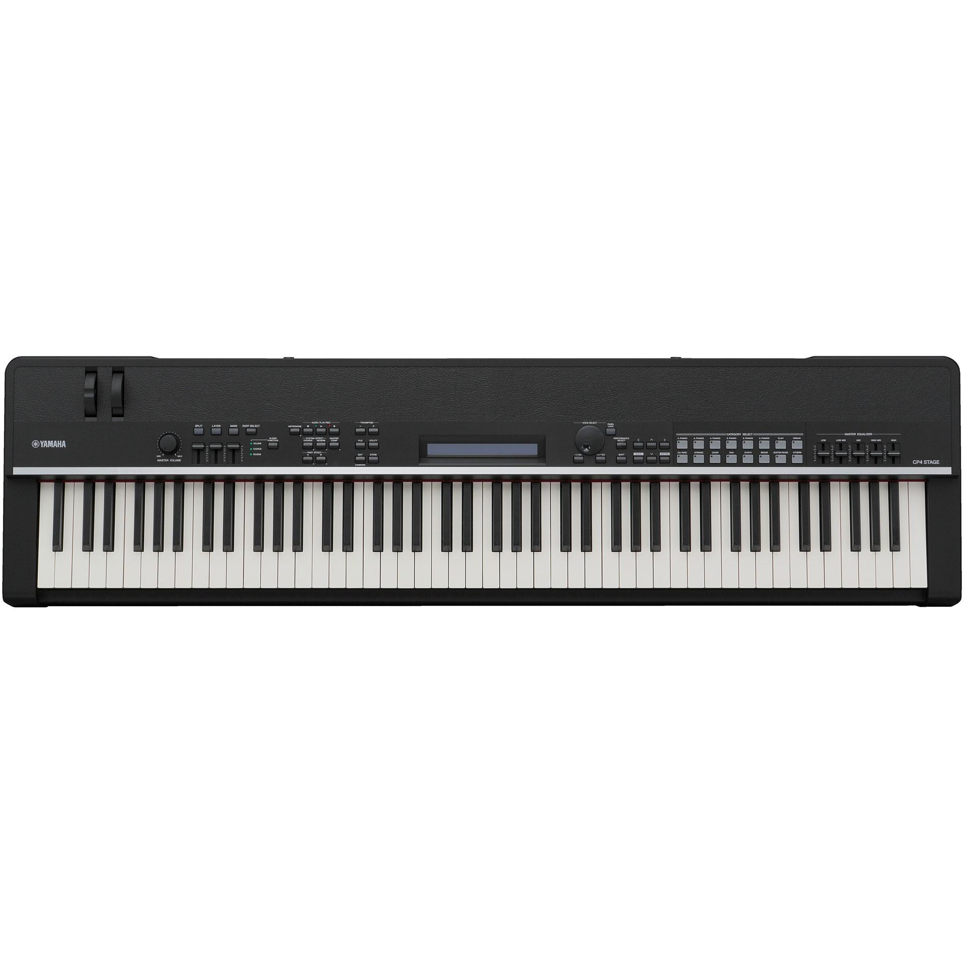 Split Keyboard Organ Yamaha