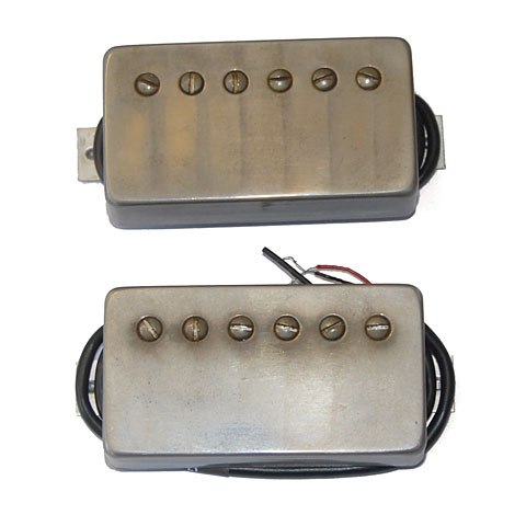 Pickup E-Gitarre Bare Knuckle Steve Stevens Rebel Yell Covered Set