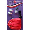 Zestaw do ochrony słuchu West Star Music ERX-MS