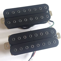 Bare Knuckle Aftermath Open Set 8-String « Micro guitare électrique