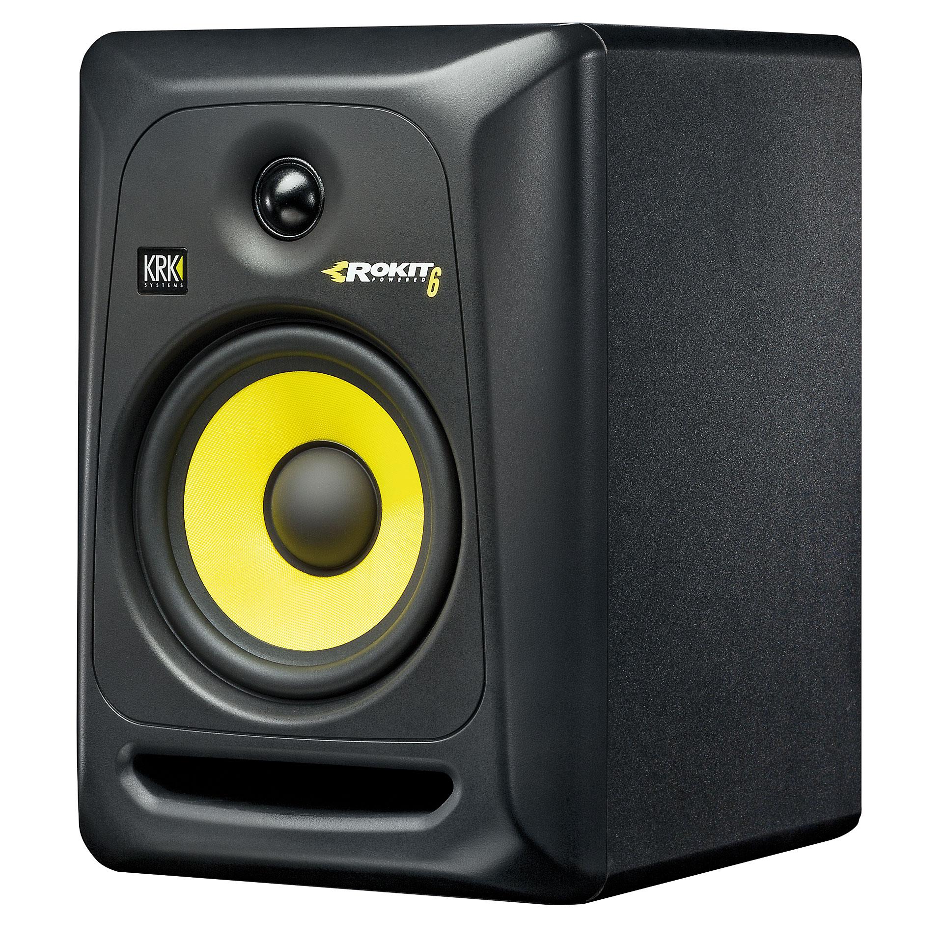 krk rokit 6 g3 active monitor. Black Bedroom Furniture Sets. Home Design Ideas