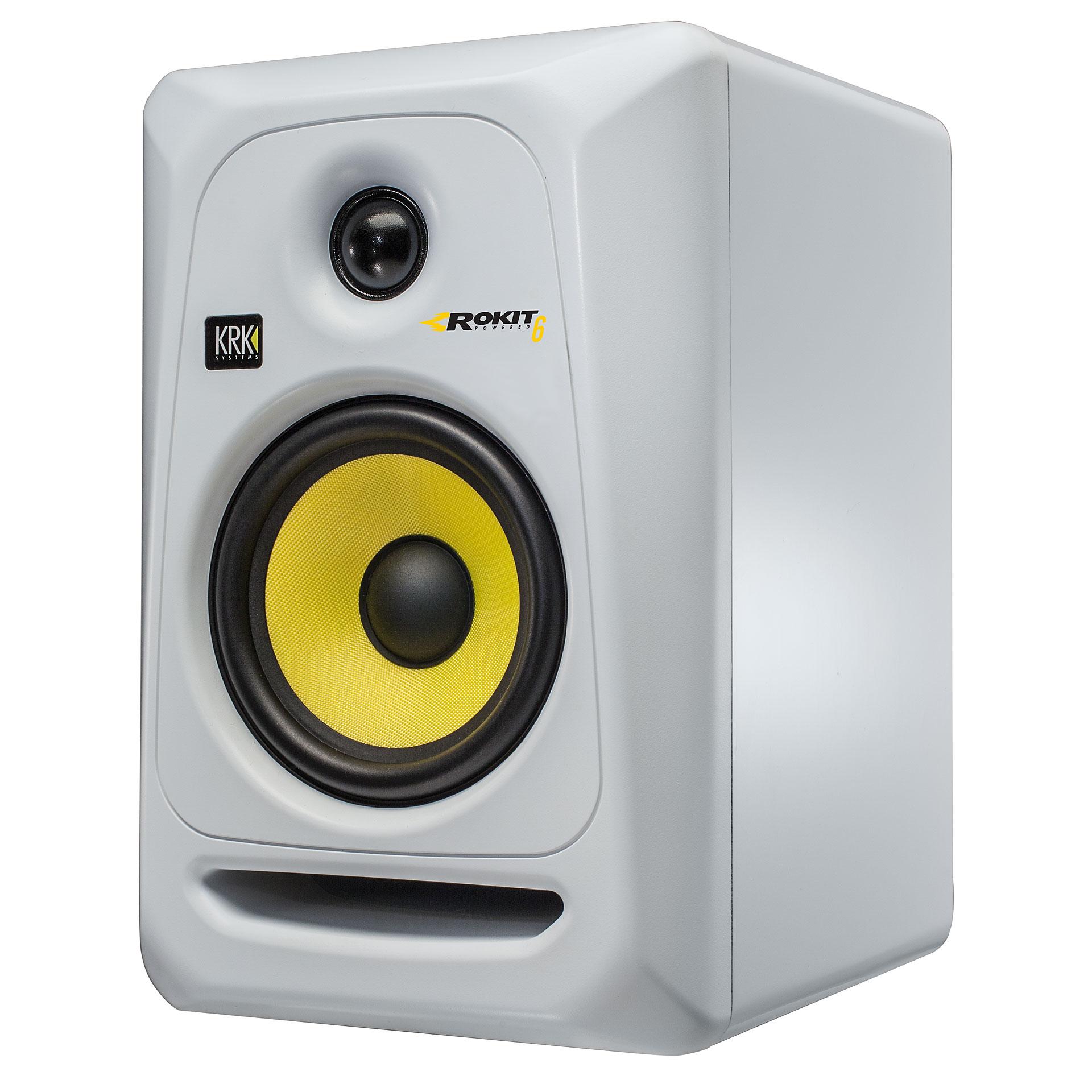 krk rokit 6 g3 se active monitor. Black Bedroom Furniture Sets. Home Design Ideas