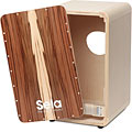 Cajón flamenco Sela CaSela Satin Nut Kit