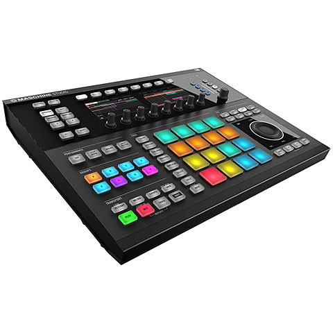 MIDI Controller Native Instruments Maschine Studio black