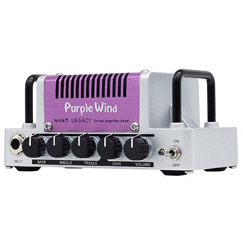 Tête ampli guitare Hotone Purple Wind