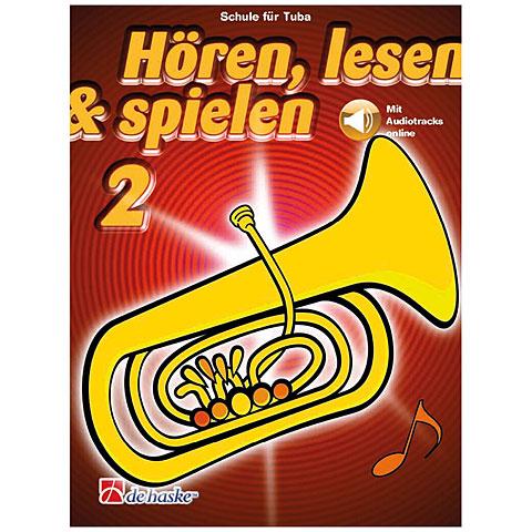 De Haske Hören,Lesen&Spielen Bd. 2 für Tuba