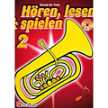 Manuel pédagogique De Haske Hören,Lesen&Spielen Bd. 2 für Tuba