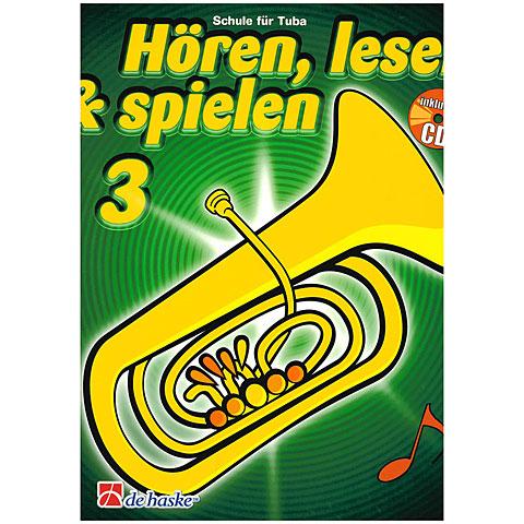 Libros didácticos De Haske Hören,Lesen&Spielen Bd. 3