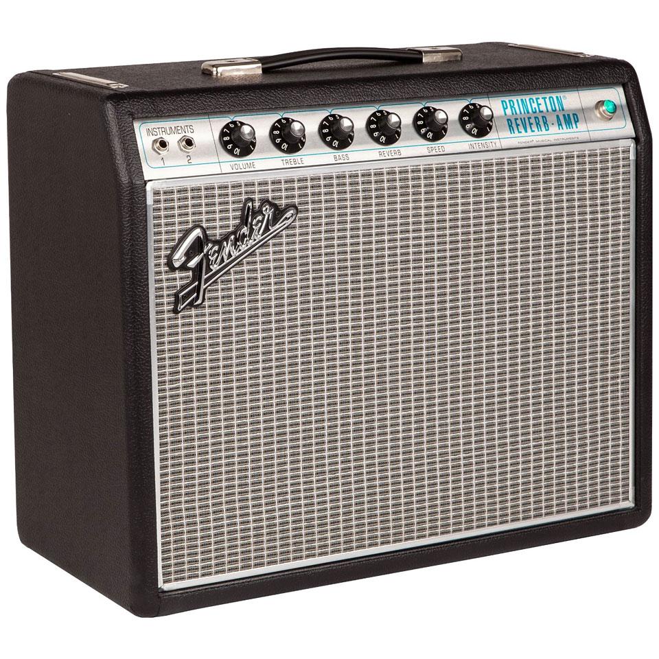 fender 39 68 princeton reverb reissue guitar amp. Black Bedroom Furniture Sets. Home Design Ideas