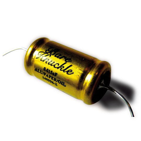 Condensor Bare Knuckle Jensen Capacitor 0.015µfd
