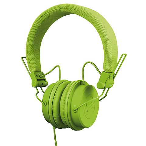 Auriculares Reloop RHP-6 Green