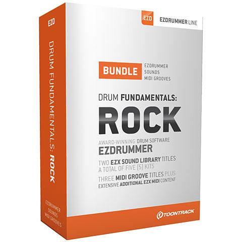 Toontrack Drum Fundamentals: Rock