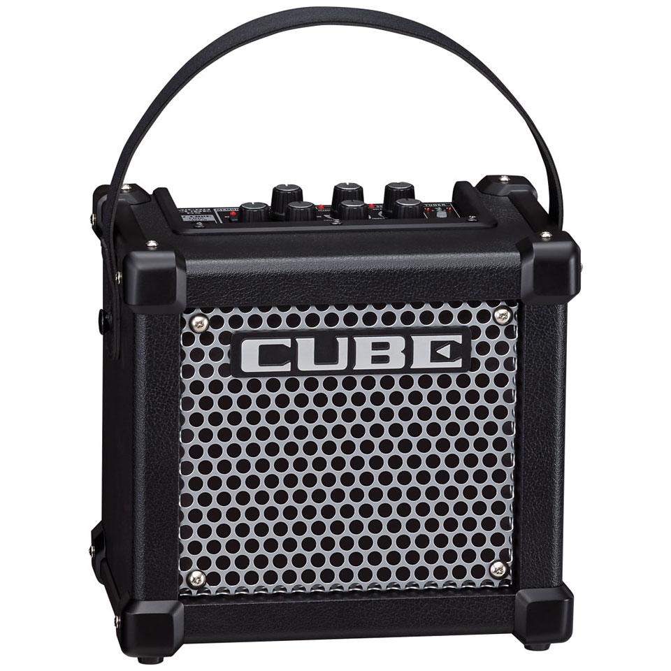 Verstaerker - Roland Micro Cube GX Black E Gitarrenverstärker - Onlineshop Musik Produktiv