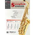 Lektionsböcker Alfred KDM Grifftabelle Saxophon