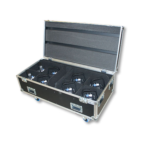 ExpoCase TourLED 42 IP67 8-fach Case