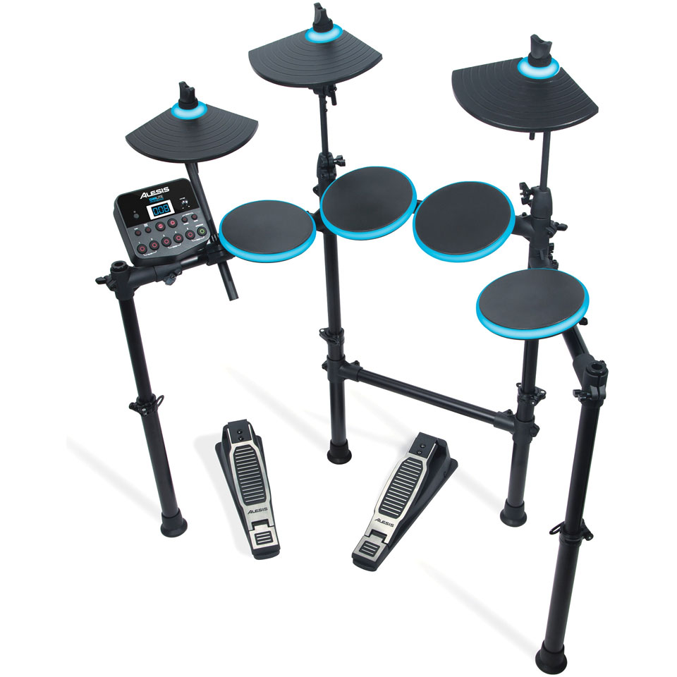 alesis dm lite kit elektrisch drumstel. Black Bedroom Furniture Sets. Home Design Ideas