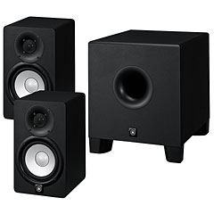 Yamaha HS5 Subwoofer Bundle « Enceintes actives