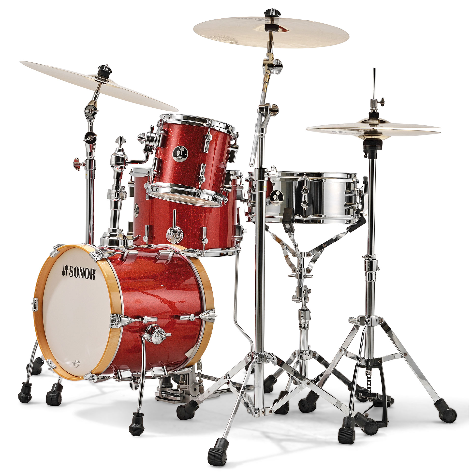 Sonor Special Edition Martini Sse 14 171 Drum Kit