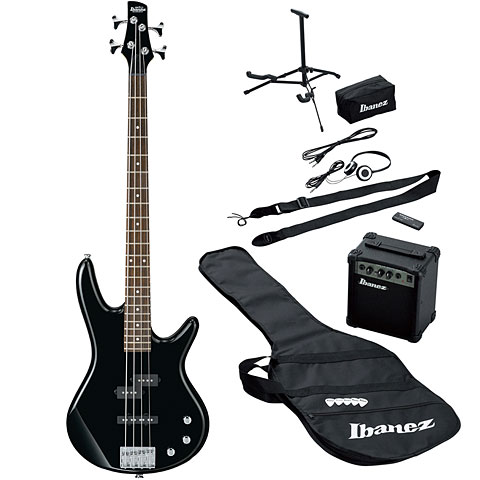 E-Bass Set Ibanez Jumpstart IJSR190 BK