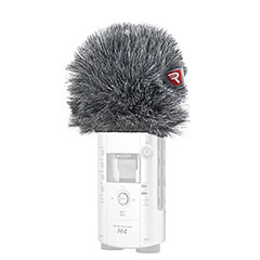 Zoom WindScreen Mini H4 « Digital Recorder Accessoires