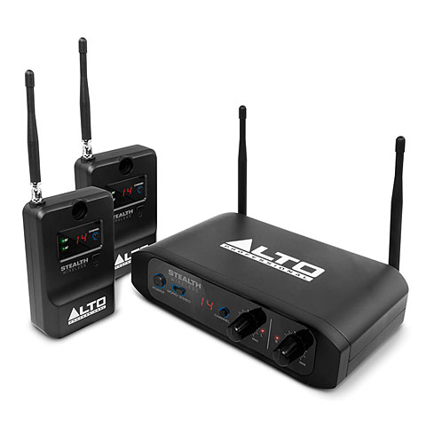 Accesorios altavoces Alto Stealth Wireless