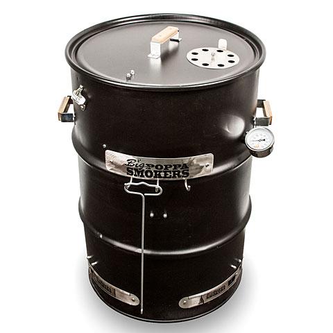 Big Poppa Smokers BPS Drum Smoker Kit