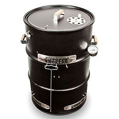 Big Poppa Smokers BPS Drum Smoker Kit « Article cadeau