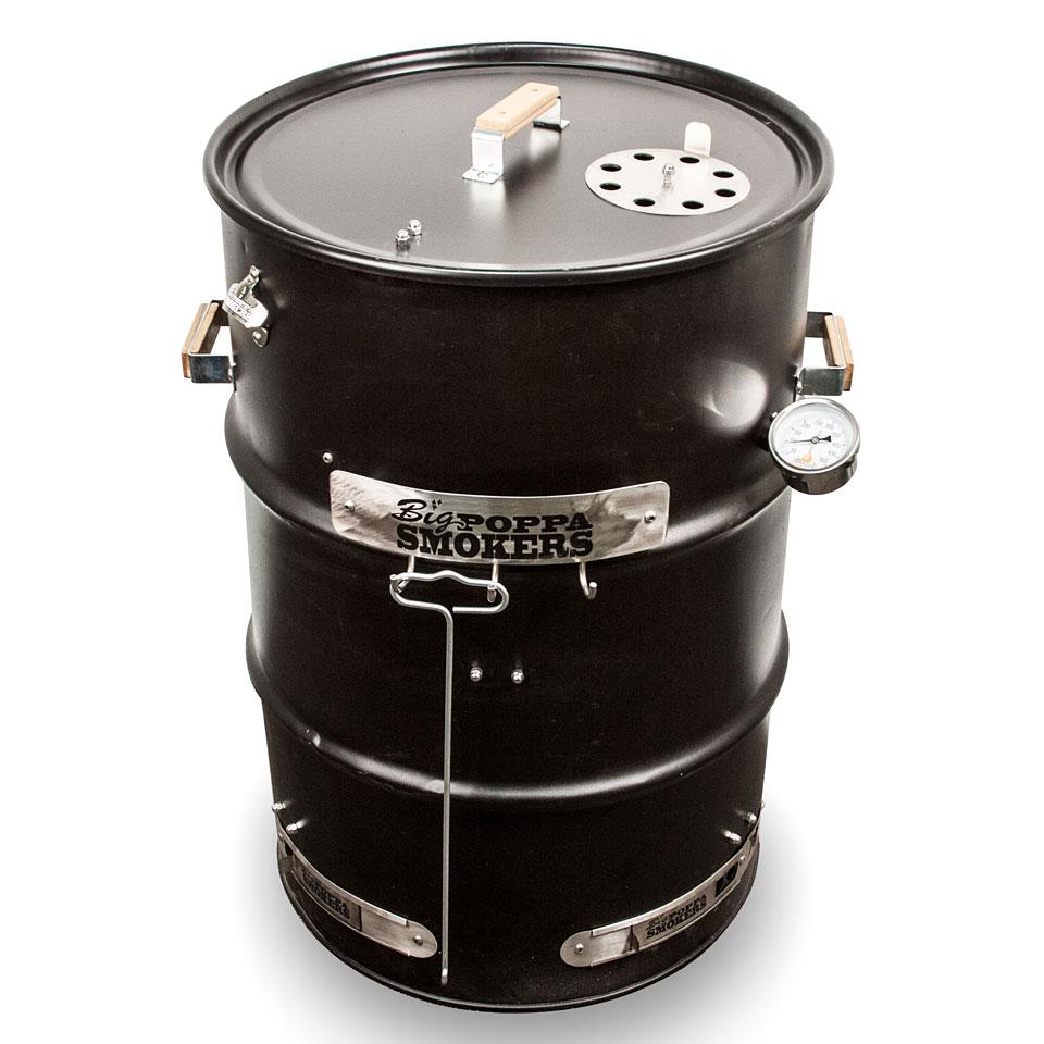 Big Poppa Smokers Bps Drum Smoker Kit 171 Geschenkartikel