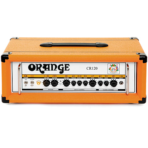 Topteil E-Gitarre Orange Crush CR120H