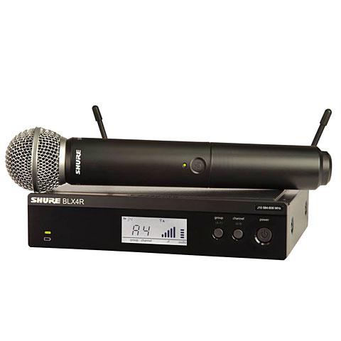 systèmes micro sans fil Shure BLX24RE/SM58-T11