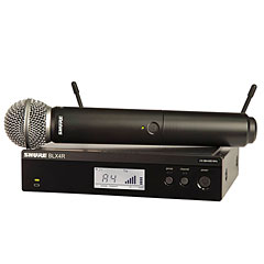 Shure BLX24RE/SM58-T11 « Wireless Systems