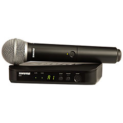 Shure BLX24E/PG58-T11 « Wireless Systems