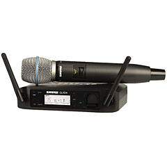 Shure GLXD24E/B87-Z2 « Wireless Systems