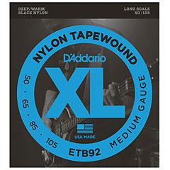 D'Addario ETB92 Nylon Tapewound .050-105 « Saiten E-Bass