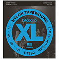 Χορδές ηλεκτρικού μπάσου D'Addario ETB92 Nylon Tapewound .050-105