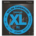 Electrische Bas Snaren D'Addario ETB92 Nylon Tapewound .050-105