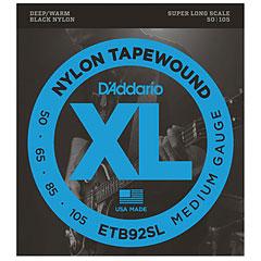 D'Addario ETB92SL Nylon Tapewound .050-105 « Saiten E-Bass