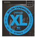 Electric Bass Strings D'Addario ETB92-5 Nylon Tapewound .050-135