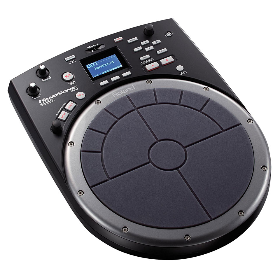 Edrummodule - Roland Handsonic HPD 20 Hand Percussion Pad Percussion Pad - Onlineshop Musik Produktiv