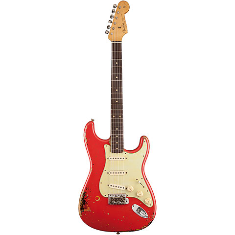 Fender Michael Landau 1963 Relic Stratocaster « Electric Guitar