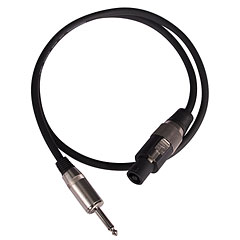 AudioTeknik SSKLQ 1 m « Cable para altavoces