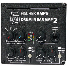 Fischer Amps Drum InEar Amp2 « Système monitoring in Ear