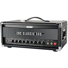 EBS Classic 500 « Topteil E-Bass