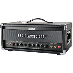 EBS Classic 500 « Tête ampli basse